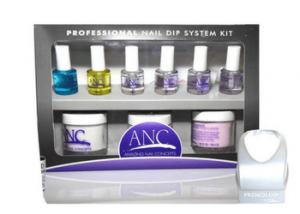 ANC nail dipping powder kit