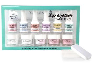 Kiara Sky VS SNS Nails - The Dipping Powder Battle - Nail Art Gear