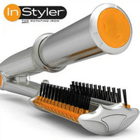 InStyler Titanium 1-Way Rotating Iron