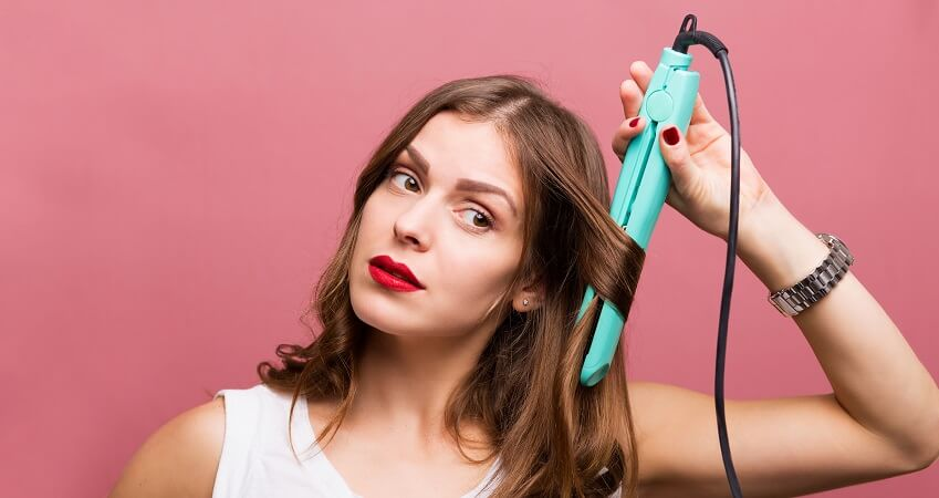 best flat iron curling iron combo