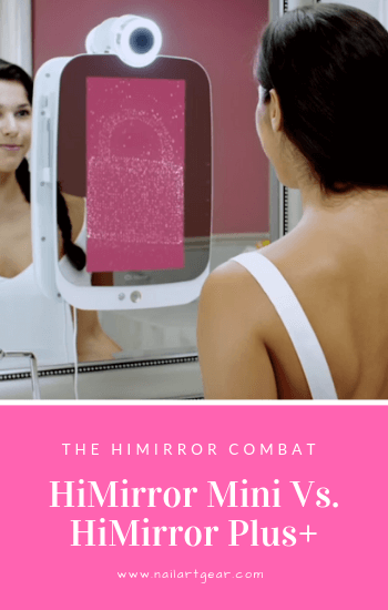 HiMirror COMBAT HiMirror plus VS Himirror mini review