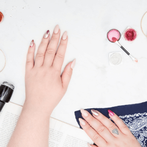 How to Repair Damaged Nail Bed After Acrylics, Gels or an Injury -tips