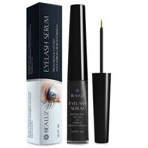 Eyelash Growth Serum & Eyebrow Enhancer Primer for Longer Thicker Healthier Lash & Brow