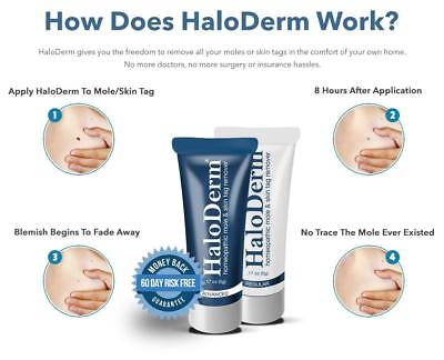 How Does HaloDerm Work