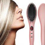7 Best Hair Straightener Brush Reviews [2019] Tried Them All