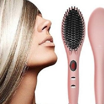 Best Hair Straightener Brush Reviews