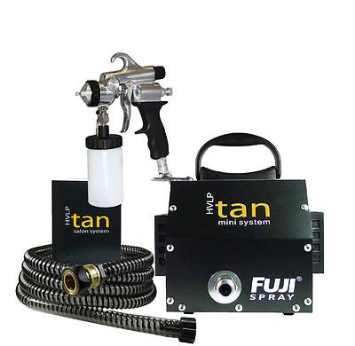 Fuji Mini Tan M Model System Spray Han HVLP