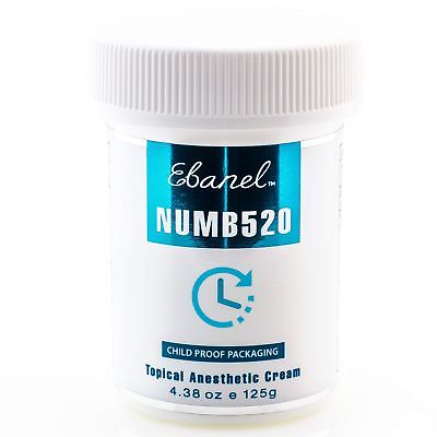 Numb 520 5% Lidocaine, Liposomal Technology for Deeper Penetration