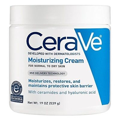 CeraVe Moisturizing Cream 19 oz Daily Face and Body Moisturizer