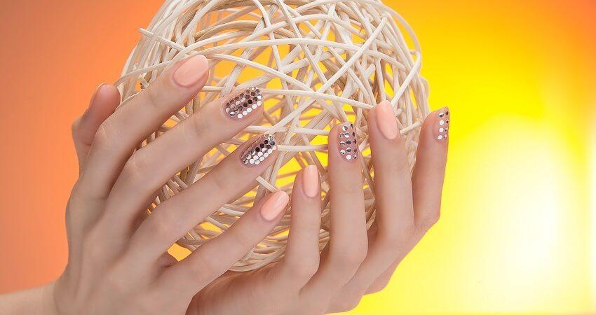 fiberglass nails