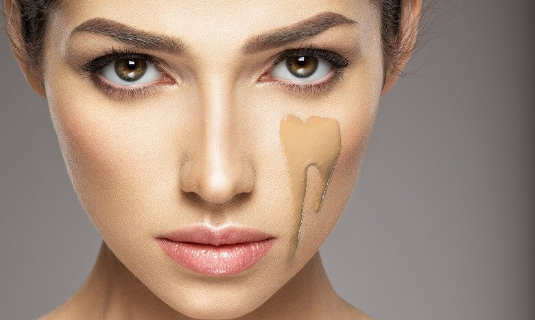 How to stop foundation from settling in pores