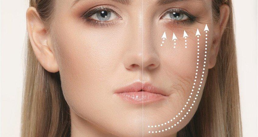 firming face cream for sagging skin