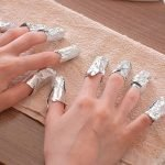 how to remove gel nails quickly