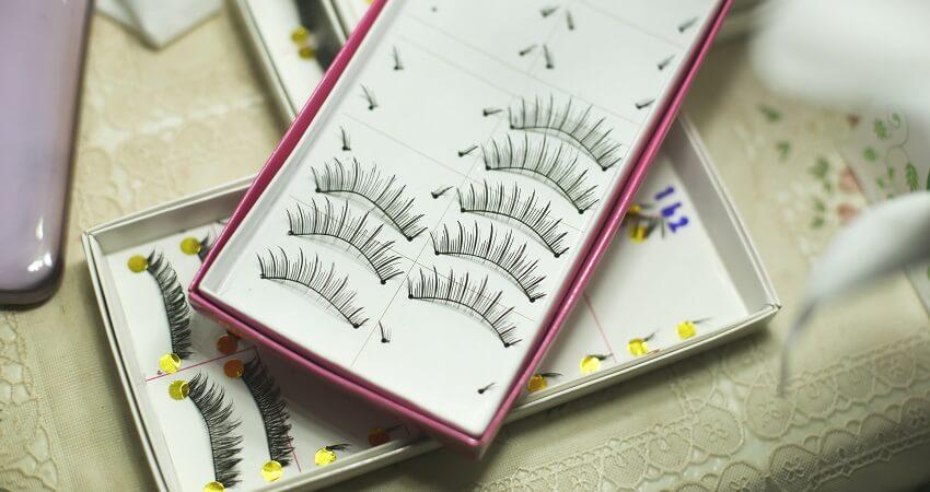 best drugstore false eyelashes