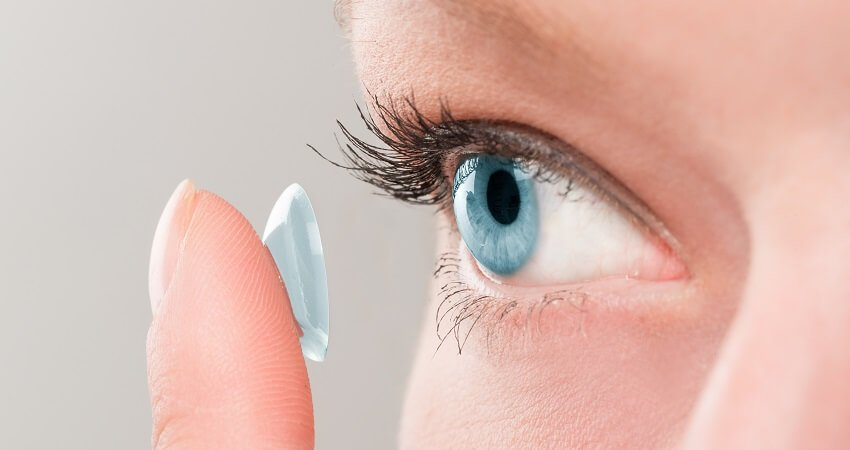 mascara for contact lens wearers