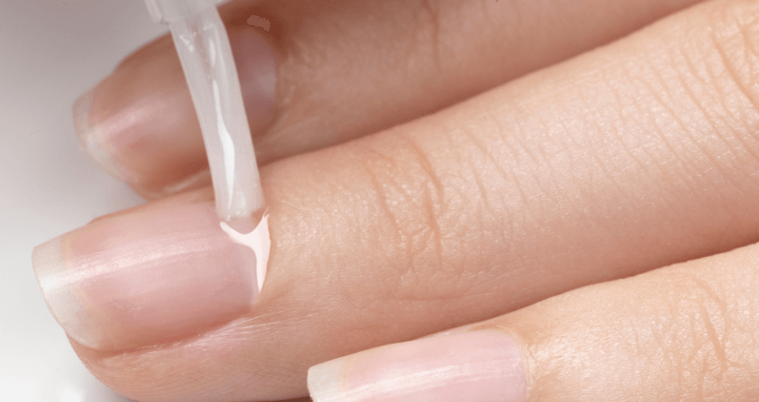 how to make your nails thicker and stronger